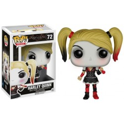 Pop! 72: Batman Arkham Knight / Harley Quinn