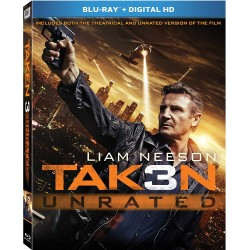 TAKEN 3 - UNRATED