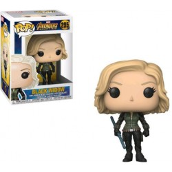 Pop! 295: Avengers - Infinity War / Black Widow