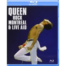 QUEEN - ROCK MONTREAL & LIVE AID