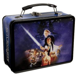 STAR WARS - RETURN OF THE JEDI - LUNCH BOX