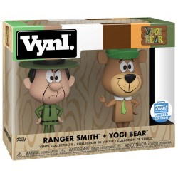 Vynl: Yogi Bear / Ranger Smith And Yogi Bear.