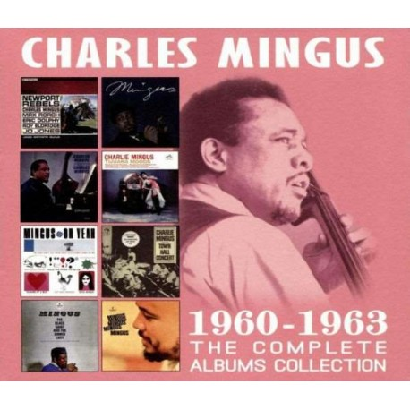 CHARLES MINGUS - COLLECTION 60 - 63