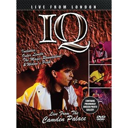 IQ - LIVE FROM CAMDEN PALACE LONDON