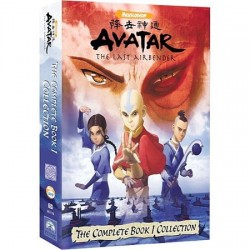 AVATAR - THE LAST AIR BENDER - BOOK 1 COLLECTION