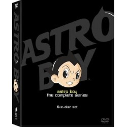 ASTRO BOY - THE COMPLETE SERIES