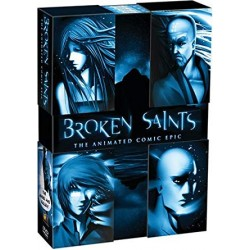 BROKEN SAINTS - EL COMIC EPICO ANIMADO
