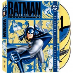 BATMAN - THE ANIMATED SERIES - VOL 2