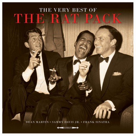 The Rat Pack ‎– The Very Best Of 2 LP