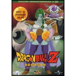 DRAGON BALL Z - LA SAGA DE FREEZA - EPISODIOS 49 - 56