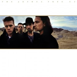 U2 BONO - THE JOSHUA TREE 30th ANNIVERSARY
