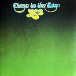 YES - CLOSE TO EDGE