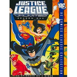 JUSTICE LEAGUE - UNLIMITED - SEASON 1