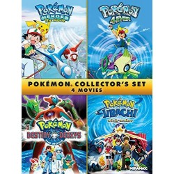 POKEMON - COLLECTOR´s SET