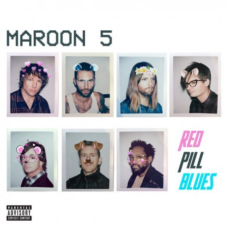 Maroon 5 ‎– Red Pill Blues