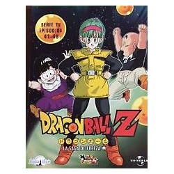 DRAGON BALL Z - LA SAGA DE FREEZA - EPISODIOS 41 - 48