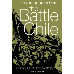 THE BATTLE OF CHILE - LA BATALLA DE CHILE