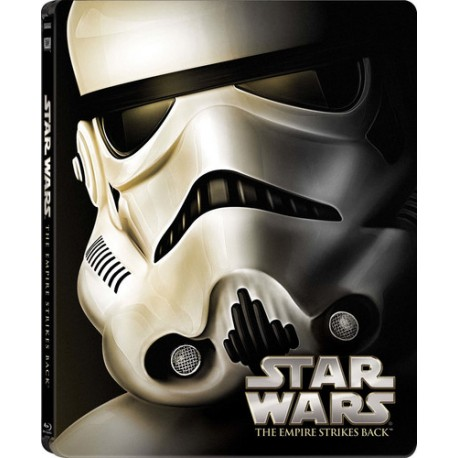 STAR WARS: EPISODIO V - THE EMPIRE STRIKES BACK LIMITED EDITION STEELBOOK BLU-RAY