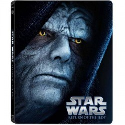 STAR WARS - EPISODIO VI - RETURN OF THE JEDI LIMITED EDITION STEELBOOK