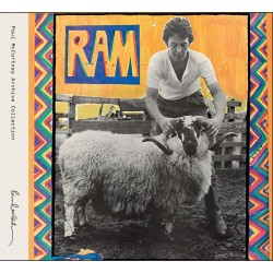 PAUL MCCARTNEY - RAM