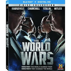 THE WORLD WARS BLU-RAY