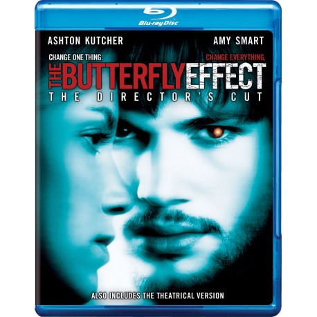 THE BUTTERFLY EFFECT - THE DIRECTOR'S CUT BLU-RAY
