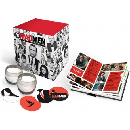 MAD MEN - THE COMPLETE COLLECTION