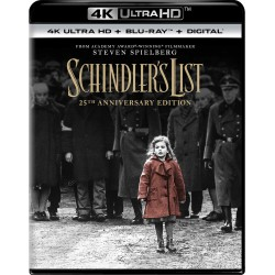 SCHINDLERS LIST - 25TH ANNIVERSARY