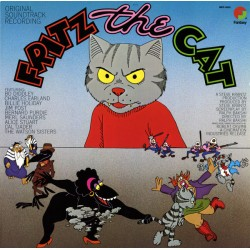 FRITZ THE CAT -SOUNDTRACK