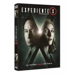 EXPEDIENTE X - TEMPORADA 10