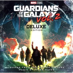 GUARDIANS OF THE GALAXY 2 VOL - SOUNDTRACK - DELUXE EDITION