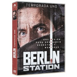 BERLIN STATION - TEMPORADA 1
