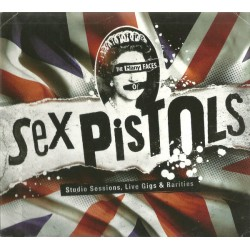 SEX PISTOLS - THE MANY FACES OF