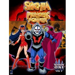 SHE RA PRINCESS OF POWER - SEASON 1 VOL 2