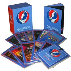 GRATEFUL DEAD - ALL THE YEARS COMBINE COLLECTION