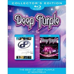DEEP PURPLE - THE BEST OF DEEP PURPLE AT MONTREUX 2006-2011