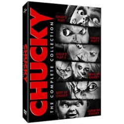 CHUCKY - THE COMPLETE COLLECTION