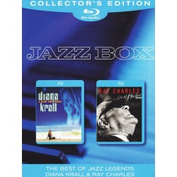 DIANA KRALL & RAY CHARLES - THE BEST OF JAZZ LEGENDS