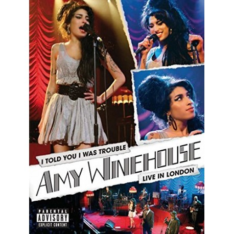 AMY WINEHOUSE LIVE IN LONDON
