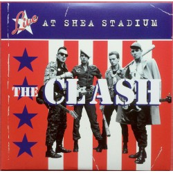 THE CLASH - LIVE AT SHEA STADIUM