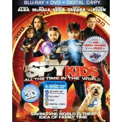 SPY KIDS - ALL THE TIME THE WORLD