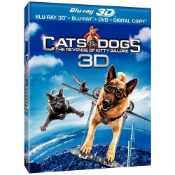 CATS & DOGS 2 - THE REVENGE OF KITTY GALORE