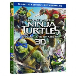 NINJA TURTLE - OUT OF THE SHADOWS