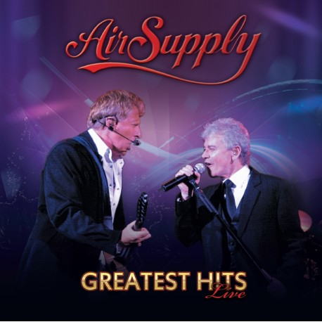 AIR SUPPLY GREATEST HITS IN CONCERT