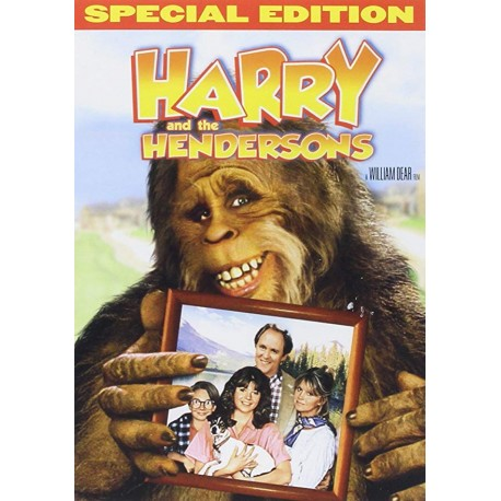 HARRY and the HENDERSONS- SPECIAL EDITION