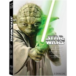 STAR WARS - EPISODIOS I - II - III