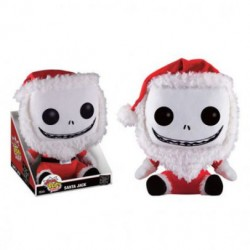 SANTA JACK - NIGHTMARE BEFORE CHRISTMAS - MEGA POP PLUSH