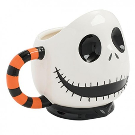 JACK HEAD - NIGHTMARE BEFORE CHRISTMAS - Sculpted Mug