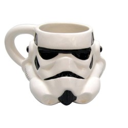 STORMTROOPER - STAR WARS - SCULPED MUG
