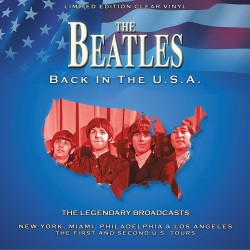 THE BEATLES - BACK IN TE USA